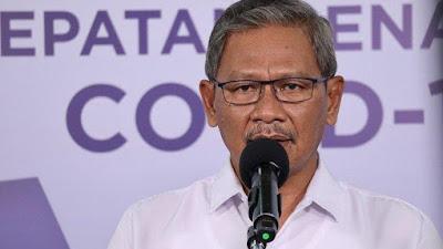 Bertambah 1.752, Update Kasus Covid-19  Total Pasien Positif Corona di Indonesia Jadi 84.882 Orang