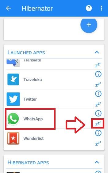 Cara Menonaktifkan WhatsApp Sementara dengan Aplikasi