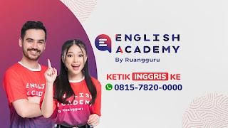 English Academy by Ruangguru