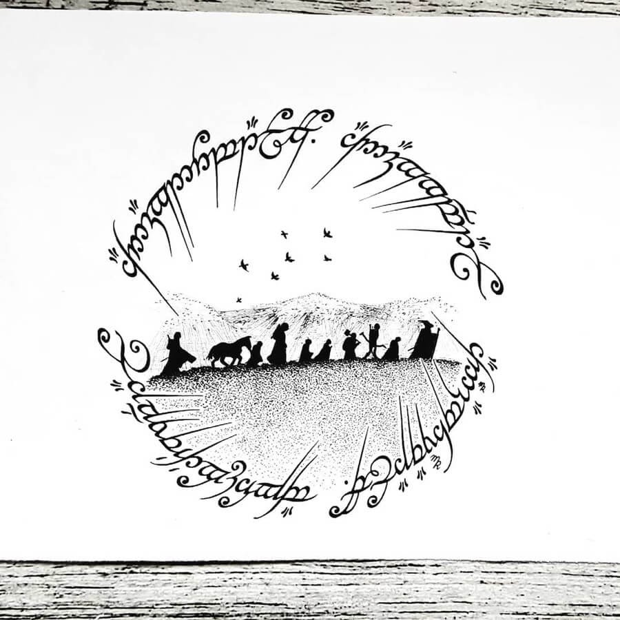 06-The-Hobbit-Mandy-Razik-www-designstack-co