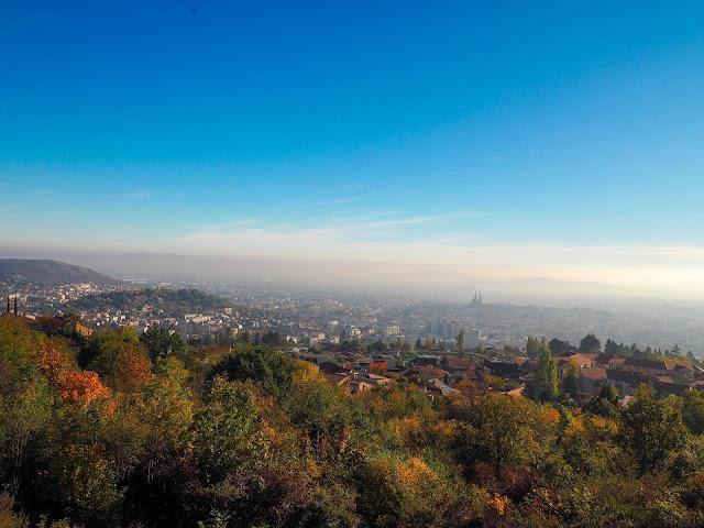 Clermont Ferrand, automne, herfst