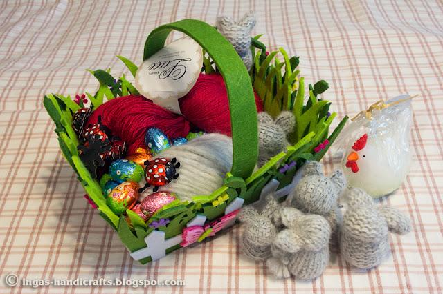 Munadepüha kingitus / Easter Gift