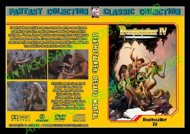 Deathstalker IV - Match of Titans (1991)