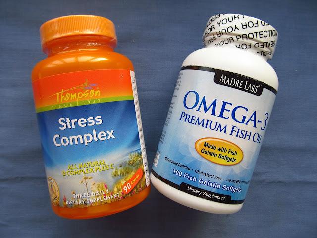 Харчові добавки з iherb: омега 3 та комплекс вітамінів