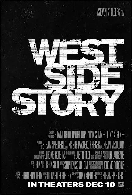 Steven Spielberg 全新演繹, 20th Century Studios《西城故事》(West Side Story)初版海報及預告片出爐