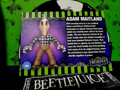 Loyal Subjects Beetlejuice Movie Action Vinyls