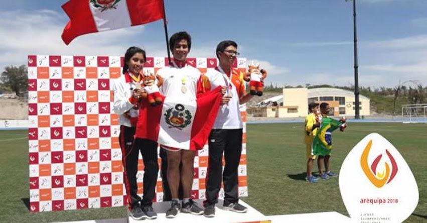 MINEDU: Perú ya suma más de 30 medallas en Juegos Sudamericanos Escolares - www.minedu.gob.pe