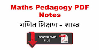 Math Pedagogy PDF