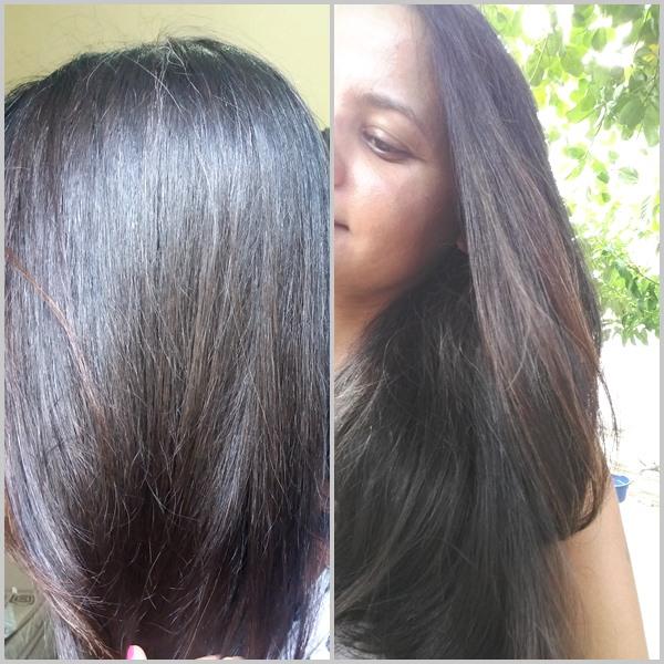 Hidratação capilar com produtos Butter hair: Cabelos hidratados