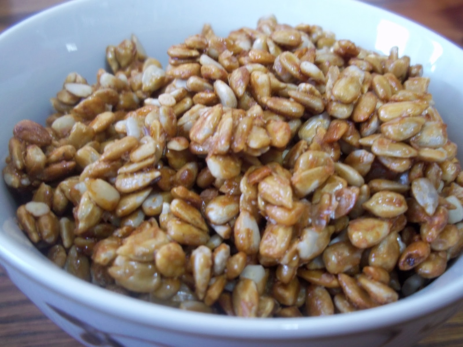 Image result for candied sunflower seeds recipe