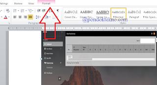 2 Cara Mengatur Ukuran Gambar di Microsoft Word