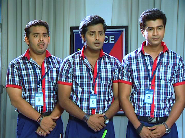 Actors of 4 the people serial on Asianet