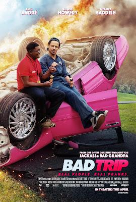Bad Trip (2020) Dual Audio [Hindi – Eng] 720p HDRip ESub x265 HEVC 500Mb