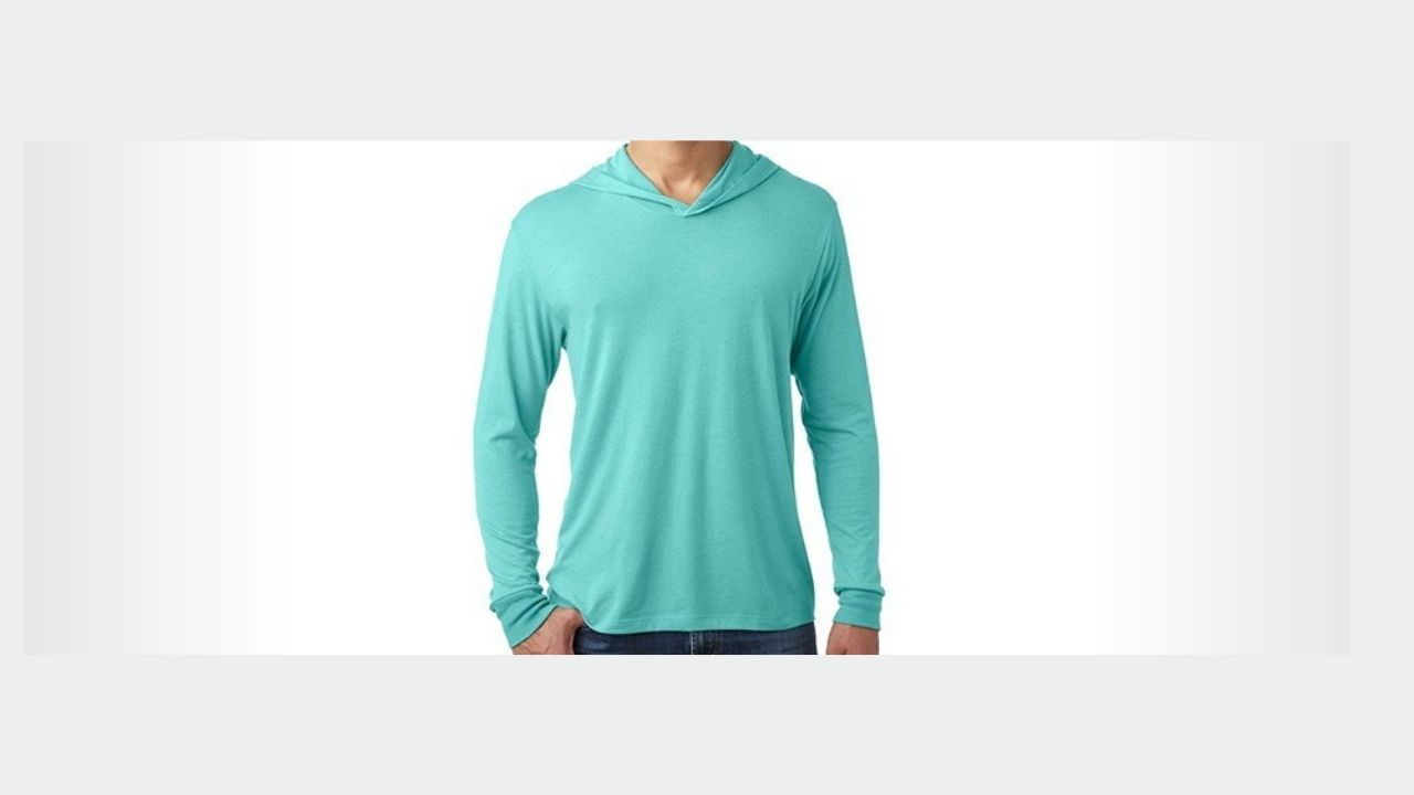 YOGA-CLOTHING-FOR-MEN-TRIBLEND-LIGHTWEIGHT-HOODIE-T-SHIRT