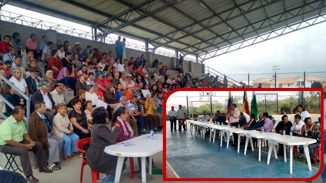 Cabildo abierto en Comuna Suroccidental de Fusagasugá