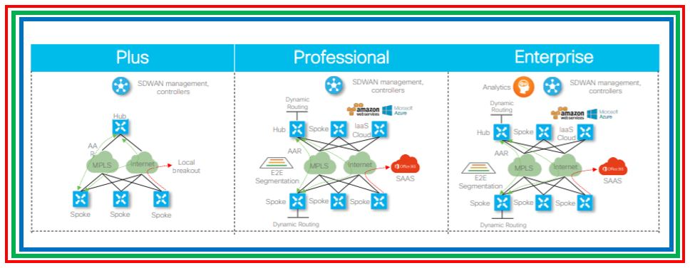 Cisco Viptela Sdwan Licenses And Propositions