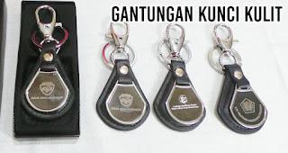Gantungan Kunci Kulit