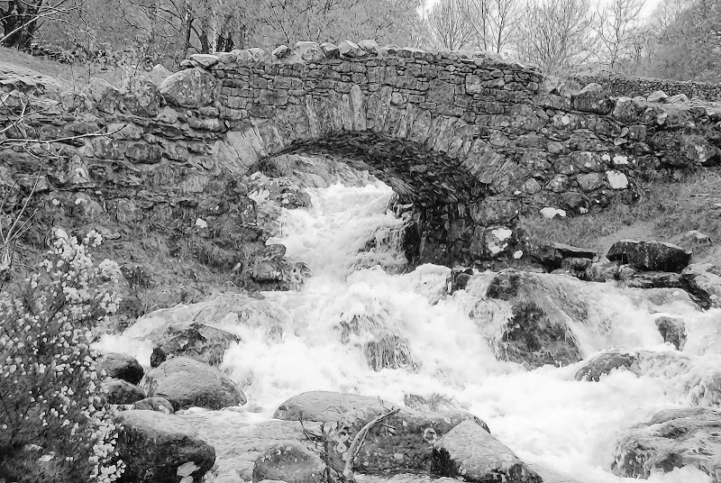 Ashness Bridge, Keswick, Cumbria