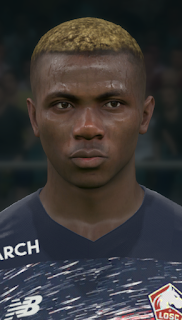 PES 2017 Faces Victor Osimhen by WER