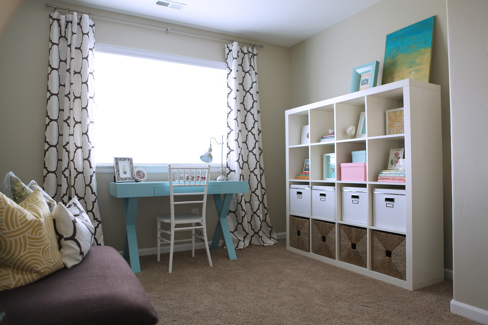 target blue chair kids tv chairs cresthaven office - house of jade interiors blog
