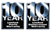 York Warranty | 10 Year on Parts | 10 Year on Compressors