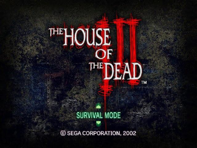 تحميل لعبه بيت الرعب 3 House of the Dead
