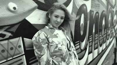 Hyoyeon Raiden 'Think About Me' MV