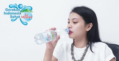 Pentingnya Konsumsi Air Le Minerale untuk Ibu Hamil