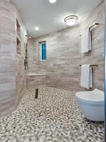 Residential Universal Design Bathroom Idea