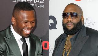 50 Cent Battles Rick Ross in Court Over Leaked Sex Tape