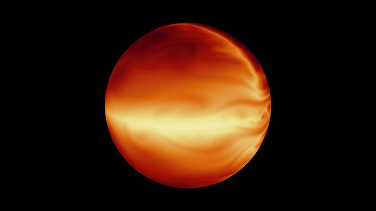 A Young And Massive Hot Jupiter