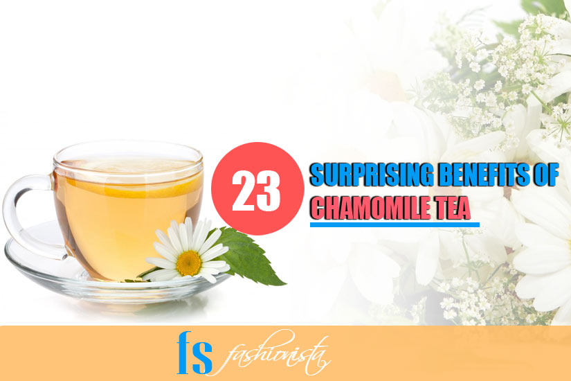 23 Benefits of Chamomile Tea For Skin, Hair And Health