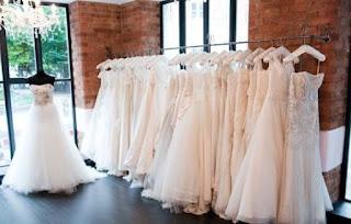 Tips memilih gaun pernikahan yang menarik