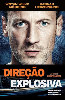 Direção Explosiva - Poster