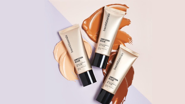 Bareminerals Complexion Rescue Tinted Hydrating Cream