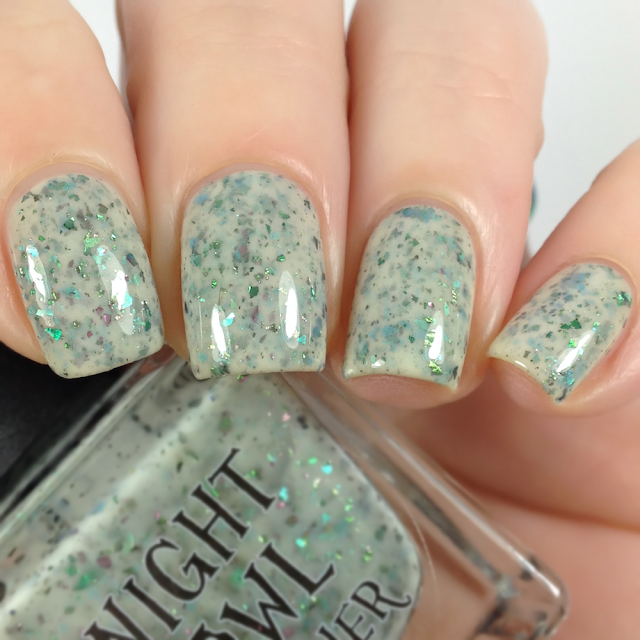 Night Owl Lacquer-Please Stand By