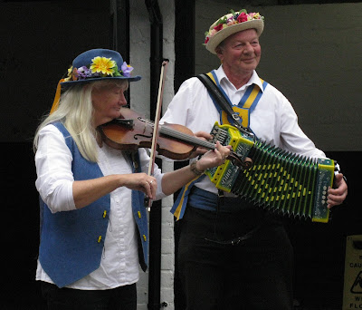 Music from the Mersey Morris Men
