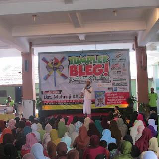 Tumplek Bleg, Syawalan Ala Masjid Jogokaryan