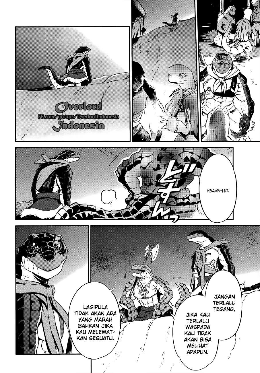 Komik Overlord chapter 24 Bahasa Indonesia