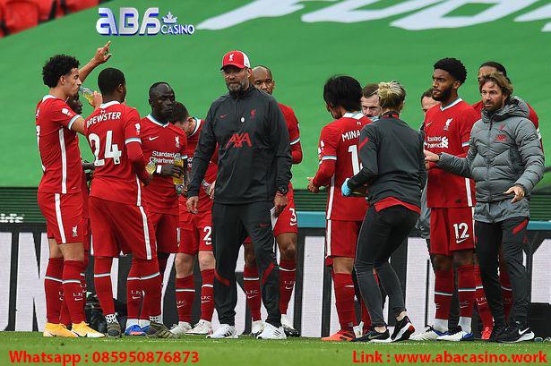 Prediksi Formasi Pemain Liverpool di Liga Inggris 2020/2021