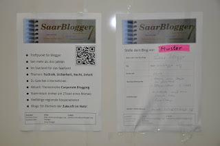 Wieder dabei: die SaarBlogger auf der Suche nach Saarland Blogs