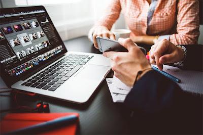 tips bisnis online desain grafis dengan mudah