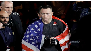 The United States of America President called Colby Covington in the middle of a news conference following his victory over Tyron Woodley as the new Ultimate Fighting Championship winner. Trump told Covington he had rushed from his Saturday night rally in Fayetteville, North Carolina to watch the fight.