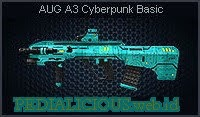 AUG A3 Cyberpunk Basic
