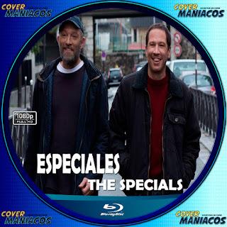 GALLETA LABEL ESPECIALES-THE SPECIALS [COVER BLU-RAY]
