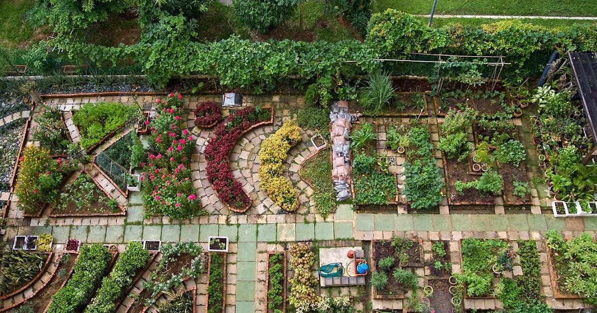 входа план сада и огорода фото самое