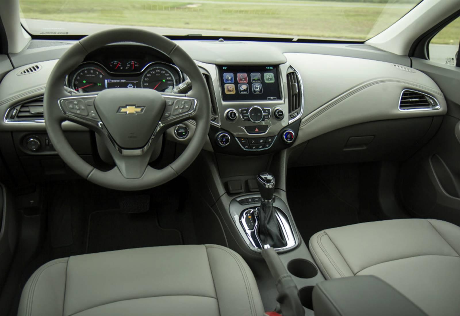 Novo GM Cruze 2017: configurador on-line   Motor Vício