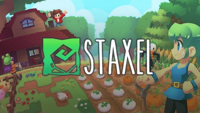 Staxel Full indir