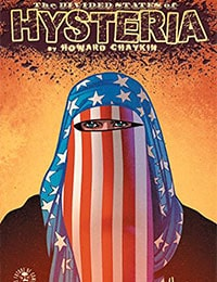 The Divided States of Hysteria Comic