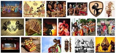 Indonesia arts